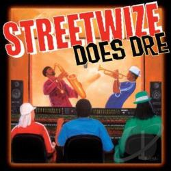 Streetwize - Does Dre CD Cover Art
