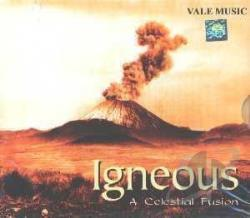 Igneous:Celestial Fusion CD Cover Art