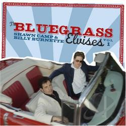Presley, Elvis - Bluegrass Elvises Vol. 1 CD Cover Art