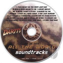 Dartts - Go Ye Into All The World Soundtracks CD Cover Art