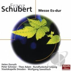 Adam / Donath / Schreier - Messe D 950 CD Cover Art