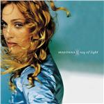 Madonna - Ray Of Light (U.S. Version) DB Cover Art