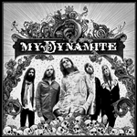 My Dynamite - My Dynamite CD Cover Art