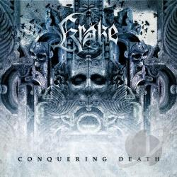 Krake - Conquering Death CD Cover Art
