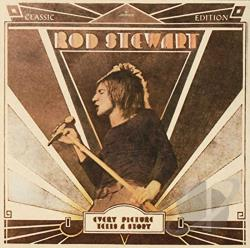 Stewart, Rod - Every Picture Tells a Story CD Cover Art