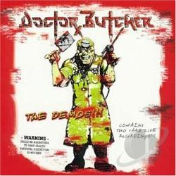 Doctor Butcher - Demos!!! CD Cover Art