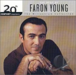 Young, Faron - 20th Century Masters - The Millennium Collection: The Best of Faron Young CD Cover Art