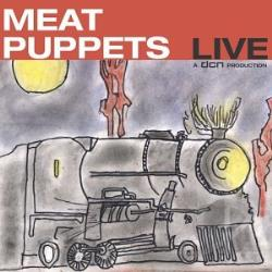 Meat Puppets - Meat Puppets Live CD Cover Art