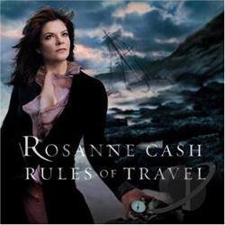 Cash, Rosanne - Rules of Travel CD Cover Art