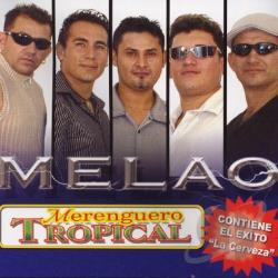 Grupo Melao - Merenguero Tropical CD Cover Art
