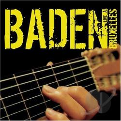 Powell, Baden - Baden Live a Bruxelles CD Cover Art