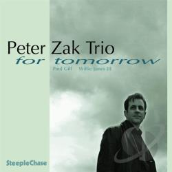 Zak, Peter - For Tomorrow CD Cover Art