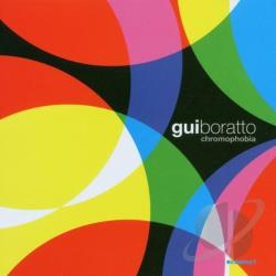 Boratto, Gui - Chromophobia CD Cover Art