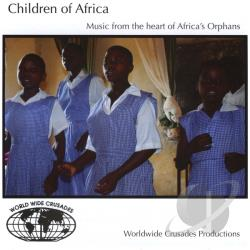 Children of Africa CD Cover Art