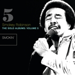 Robinson, Smokey - Solo Albums, Vol. 5 CD Cover Art
