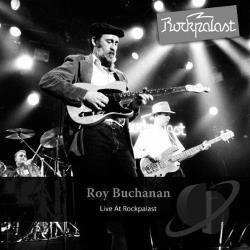 Buchanan, Roy - Live at Rockpalast CD Cover Art