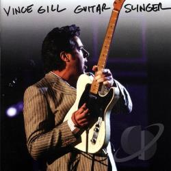 Gill, Vince - Guitar Slinger CD Cover Art