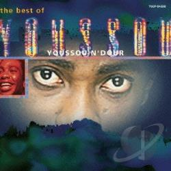 N'Dour, Youssou - Best of Youssou N'Dour CD Cover Art