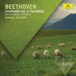 Pletnev / Russian National Orchestra / Virtuoso - Beethoven: Symphonies Nos. 6 & 8 CD Cover Art