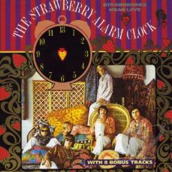 Strawberry Alarm Clock - Strawberries Mean Love CD Cover Art