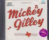 Gilley, Mickey - Ten Years Of Hits CD Cover Art