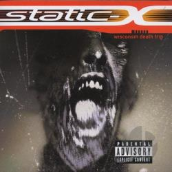 Static-X - Wisconsin Death Trip CD Cover Art