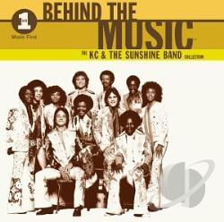 K.C. & The Sunshine Band - VH1 Behind The Music: The K.C. & The Sunshine Band Collection. CD Cover Art