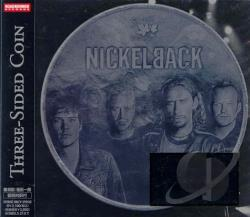 Nickelback - Three Sided Coin-Best Of CD Cover Art