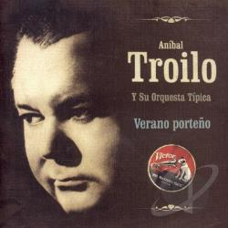 Troilo, Anibal - Verano Porteo CD Cover Art