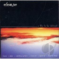 Elemae - Life to Be Defined CD Cover Art