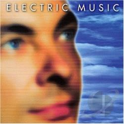 Electric Music - Electric Music CD Cover Art