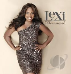 Lexi - Phenomenal CD Cover Art