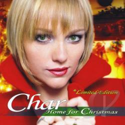 Char - Home For Christmas CD Cover Art