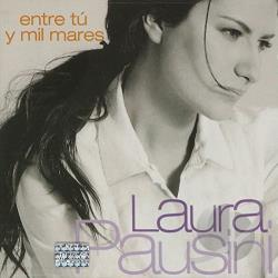 Pausini, Laura - Entre Tu y Mil Mares CD Cover Art