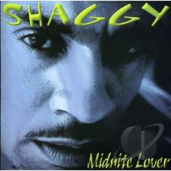 Shaggy - Midnite Lover CD Cover Art