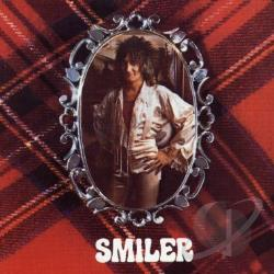 Stewart, Rod - Smiler CD Cover Art