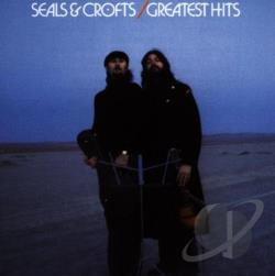 Seals & Crofts - Greatest Hits CD Cover Art