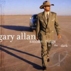 Allan, Gary - Smoke Rings in the Dark CD Cover Art