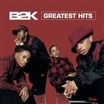 B2k - Greatest Hits CD Cover Art