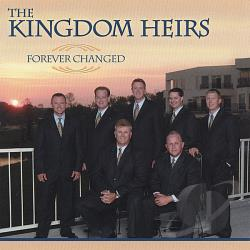 Kingdom Heirs - Forever Changed CD Cover Art