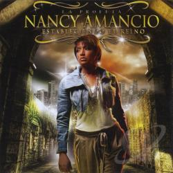 Amancio, Nancy - Estableciendo el Reino CD Cover Art