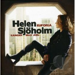 Sjoholm, Helen - Helen Sjoholm Sjunger Billy Joel CD Cover Art