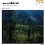 Arditti Quartet / Birtwistle - Harrison Birtwistle: Complete String Quartets CD Cover Art