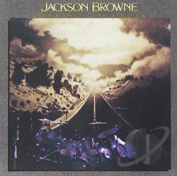 Browne, Jackson - Running on Empty CD Cover Art