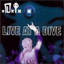 D.I. - Live at the Dive CD Cover Art