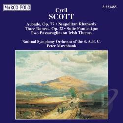 Marchbank / Nso Of Sabc / Scott - Aubade / Neapolitan Rhapsody CD Cover Art