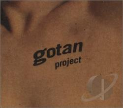 Gotan Project - La Revancha del Tango CD Cover Art