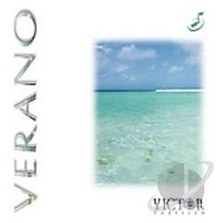 Verano CD Cover Art
