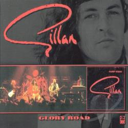 Gillan - Glory Road CD Cover Art