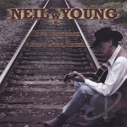 Neil w Young & The Legendary Bear Creek Band - No Looking Back CD Cover Art